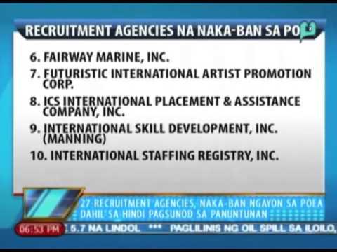 Recruitment Agencies Naka