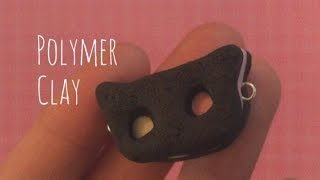 Polymer Clay Cookie Cat (From Steven Universe)