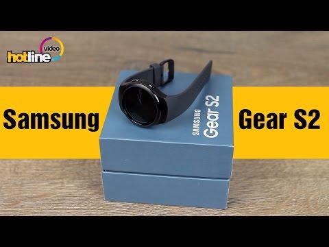 Samsung Gear S2 – обзор умных часов
