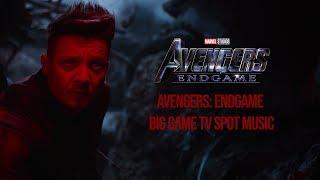 Marvel Studios' Avengers: Endgame - Big Game TV Spot Music