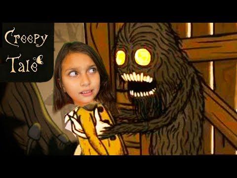 ТАЙНА ЛЕСА Creepy Tale! СПАСАЮ ДРУГА! Приключения МАЛЬЧИКА в ЛЕСУ! Что происходит в доме Валеришка