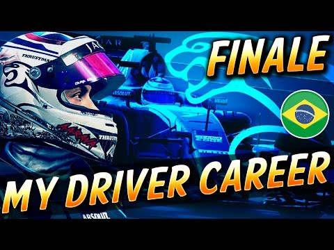 4-WAY CHAMPIONSHIP DECIDER - F1 MyDriver CAREER S5 FINALE: BRAZIL