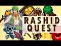 Tibia: Rashid Quest - The Travelling Trader Quest   Guía en Español