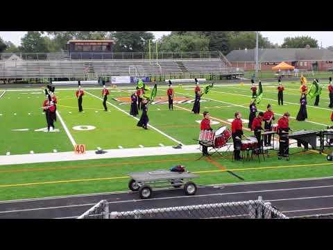 Bernards High School Marching Band 2018