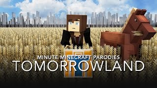 Tomorrowland - HISHE Features: Minute Minecraft Parodies