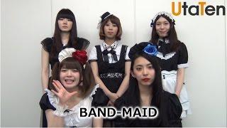 メイド服でハードなロックをお届けBAND-MAID!!【UtaTen】 thumbnail