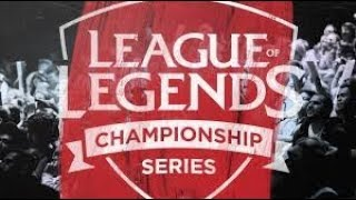 EU LCS Summer (2018) | Week 9 Day 1