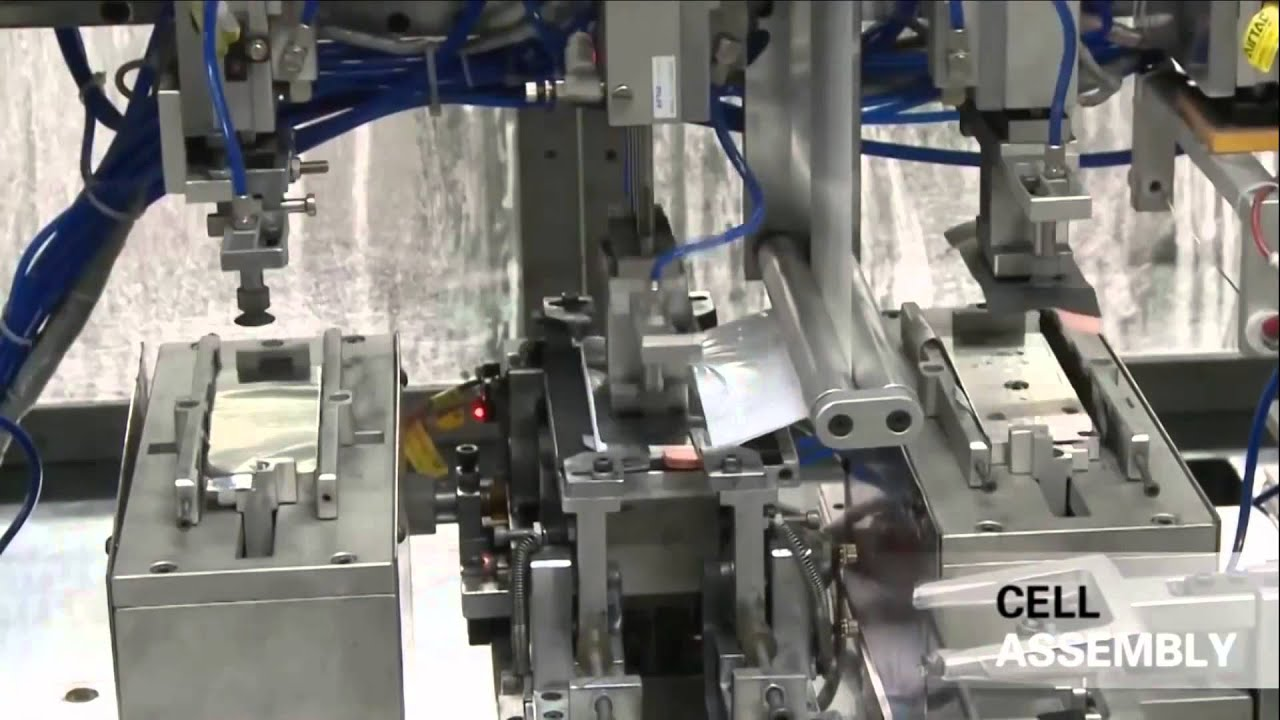 How Are Batteries Made >> Gensace Factory Tour How Lipo Batteries Are Made