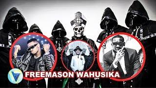 KIFO CHA GODZILLA FREEMASON WAHUSIKA NGUVU ZA GIZA NA WASANII KILIO DIAMOND PLATNUMZ AIBUA MASWALI
