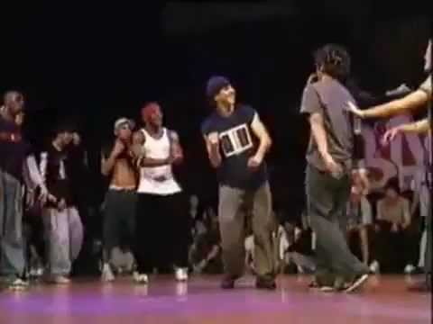 BOTY 2002 Final - Vagabonds (francia) vs. Expression (korea)