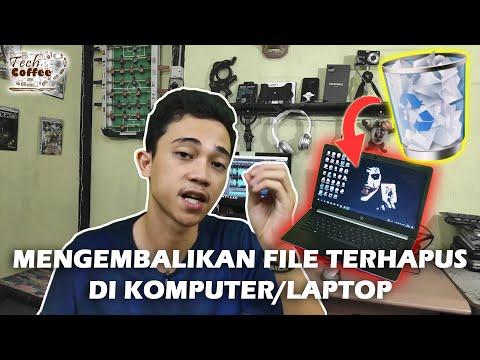 Cara Gampang Mengembalikan File Yang Hilang Di Flashdisk. Hanya 5 Menit!!.