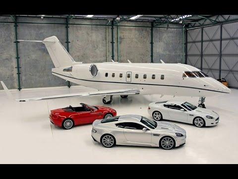 Billion Dollar Wall Street Guys - The Fabulous Life