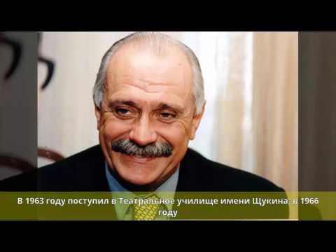 Михалков, Никита Сергеевич - Биография