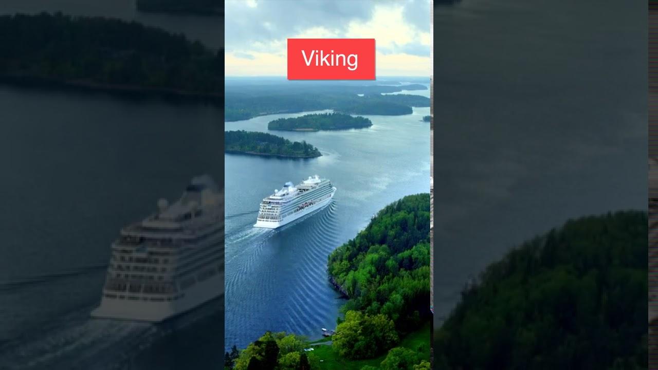 Today's Cruise News in 60 Seconds (Royal Caribbean, Viking, Saga and More) #Shorts
