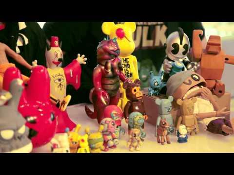PCTV: Episode 1 - What Is Designer Toys