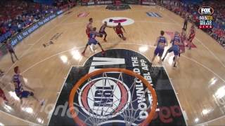 Perth Wildcats 2016/17 top 10 Dunks