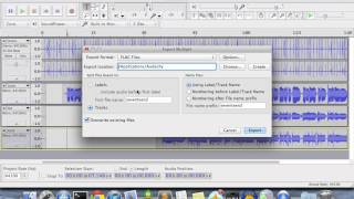 Converting Audacity projects to Reaper