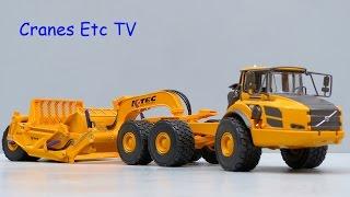 Motorart K-Tec 1233 ADT Scraper by Cranes Etc TV
