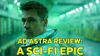 Ad Astra is a Science Fiction EPIC | StuView