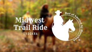 Midwest Trail Ride in Indiana thumbnail