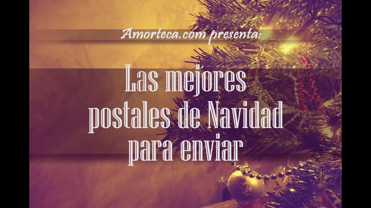Las mejores postales de navidad para enviar youtube - La mejor tarjeta de navidad ...