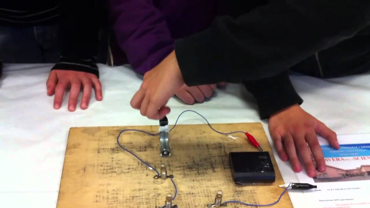 Come generare un campo magnetico | Viva la Scuola