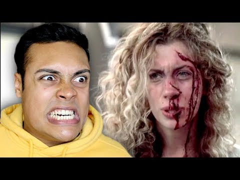 REACTING TO THE SCARIEST COMMERCIALS (SCARY WORK PSA)