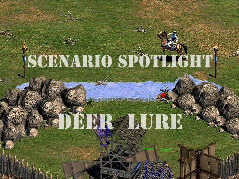 Age of Empires II - Scenario Spotlight - Deer Lure