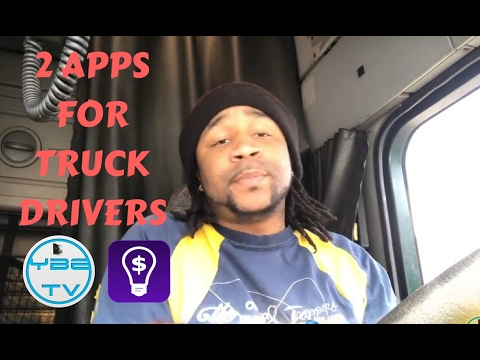 2 APPS YOU CAN USE AS A TRUCK DRIVER & OWNER OPERATOR