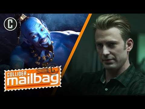 Will Avengers: Endgame Bury Aladdin in the Cave of Wonders? - Mailbag