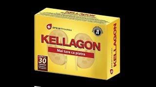 Kellagon - Mai tare ca piatra - Ajuta la eliminarea pietrelor de la rinichi