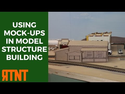 How to Use Mock-Ups in Model Structure Building