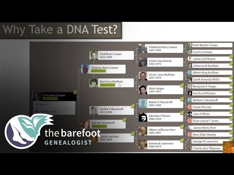 AncestryDNA:  You Won't Match Everyone You Are Related To