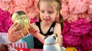 Распаковка игрушек из мультика ТАЙНАЯ ЖИЗНЬ ДОМАШНИХ ЖИВОТНЫХ. часть 2