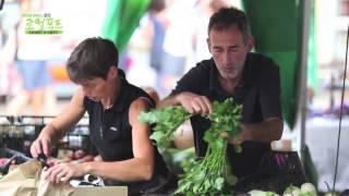 L'agricoltura a Bologna vista dagli occhi di una Tv Coreana