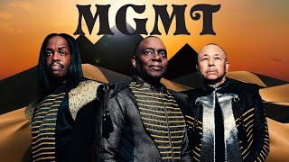 MGMT - Kids But It's September By Earth, Wind & Fire