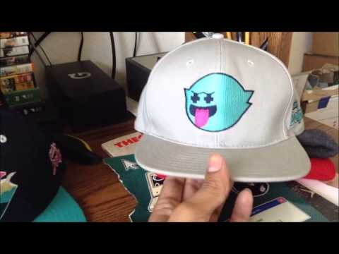 Pink Dolphin Boo Snapback - YouTube 28c96c7e9df7