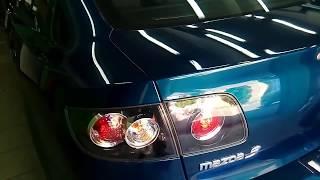 СтарЛайн А63 автосигнализация на Mazda 3