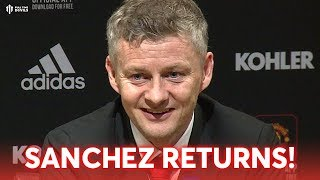 SANCHEZ WILL BE INVOLVED! Solskjaer Press Conference: Newcastle vs Manchester United