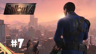 Fallout 4 7 Новая спутница стримчик