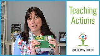 When to Teach Actions to Your Child or Client with Autism