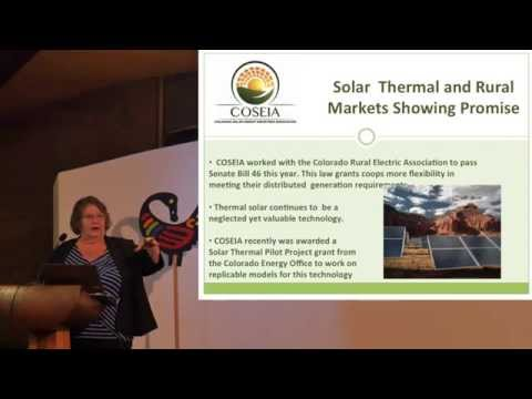 Solar Power in Colorado (Rebecca Cantwell - 10/22/15)