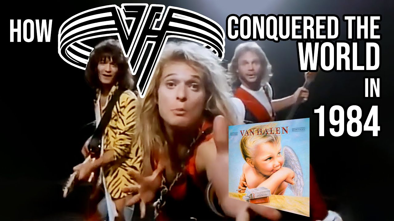 Eddie Van Halen's battle with David Lee Roth & Co to record Jump in the 80s | Professor of Rock