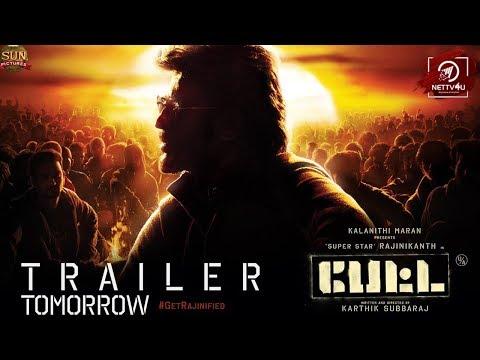 Petta Trailer Releasing Time   Petta Parak   Rajinikanth   VijaySethupathi   Karthick Subbaraj  