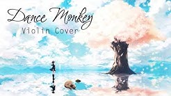 TONES AND I - DANCE MONKEY 1 Hour [Relaxing With Violin]
