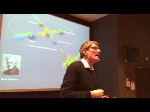 Prof. Steve Cowley - Fusion Energy: Outstanding Problems in Physics