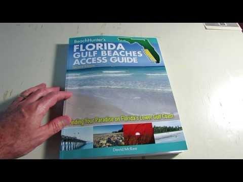 BeachHunter's Florida Gulf Beaches Access Guide:  A Look Inside the Book