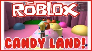 Shopnow plays Roblox Candy Land! I hope you enjoy all of the scrumptious candy!! obby