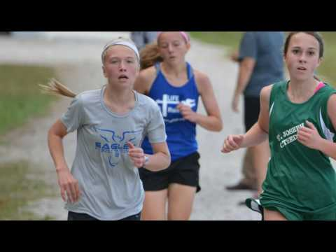 St. Joseph Cathedral School Cross Country 2016