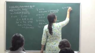 CHXI-2-05 Photoelectric effect (2016) by DR.Shaillee Kaushal Pradeep Kshetrapal Physics channel